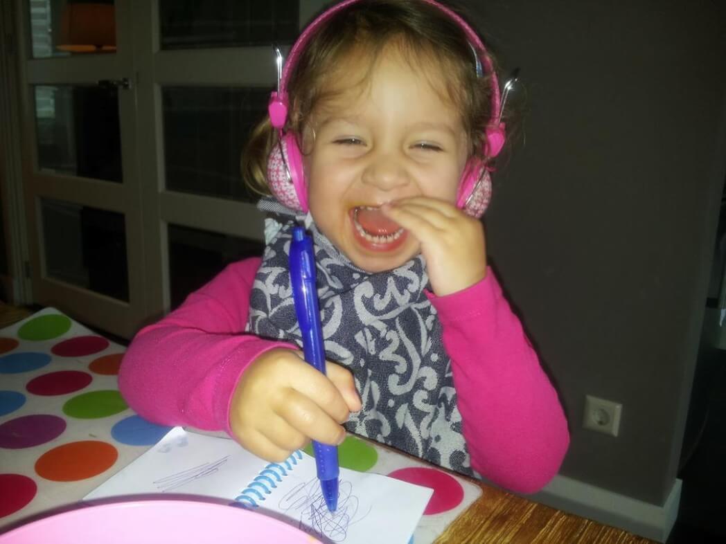 de kleine prinses en haar schooltje