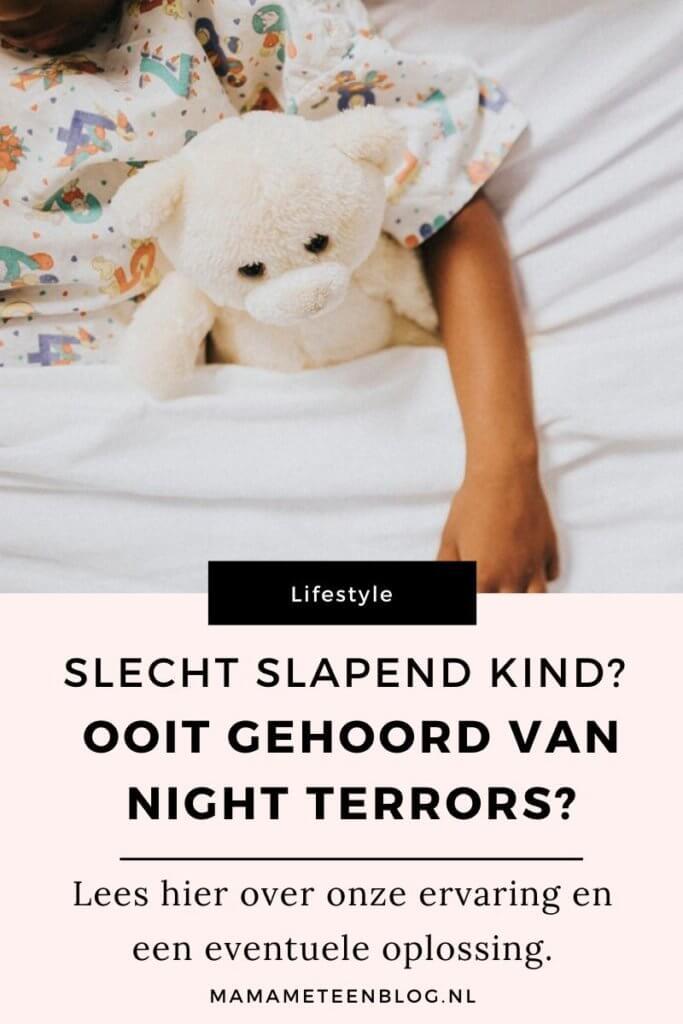night terrors mamameteenblog.nl