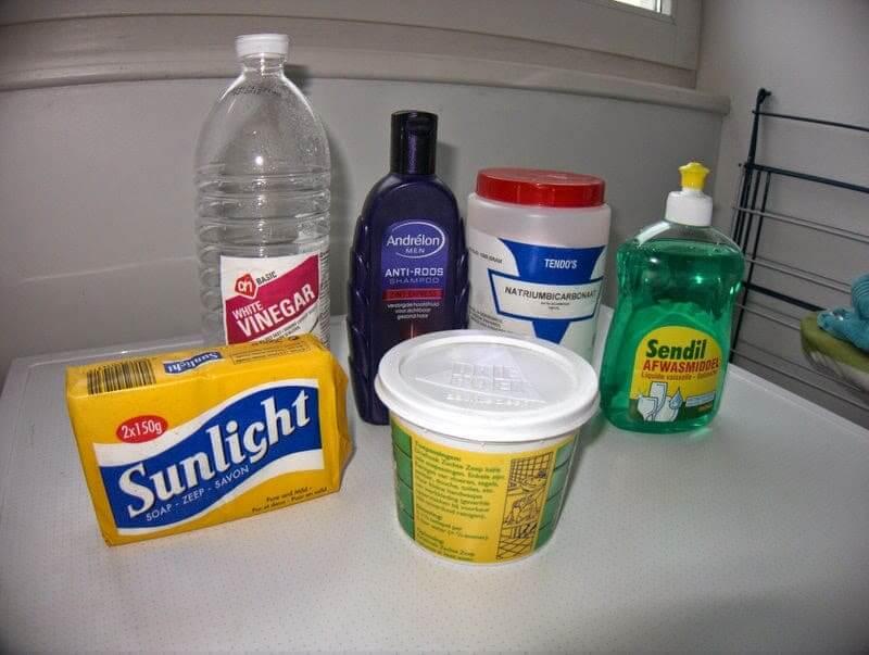 kraag schoonmaken mamameteenblog