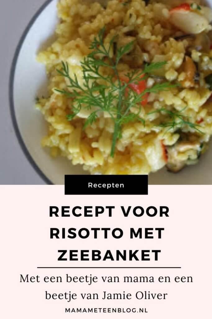 Recept risotto mamameteenblog.nl