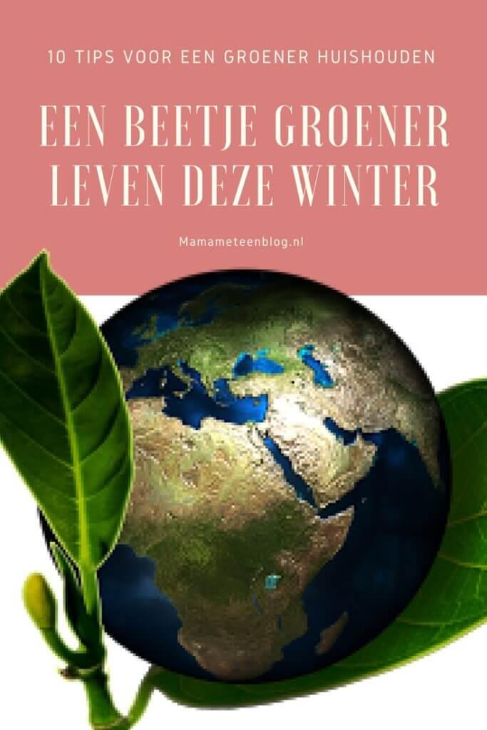 een klein beetje groener leven winter mamameteenblog.nl