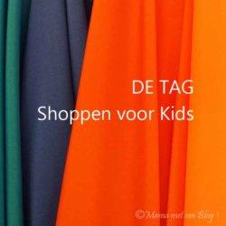 tag shoppen voor kids mamameteenblog