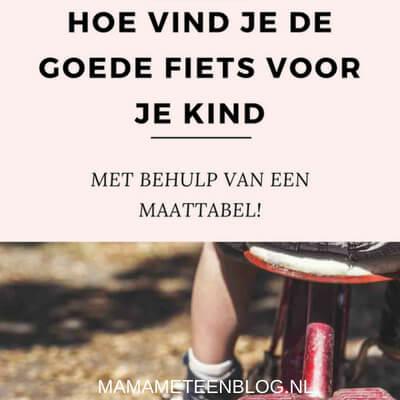 MAATTABEL VOOR KINDERFIETS MAMAMETEENBLOG.NL (1)