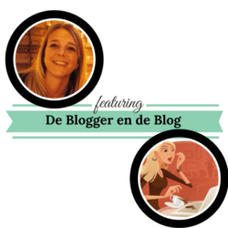 de blogger en de blog Little Daily Disasters mamameteenblog.nl