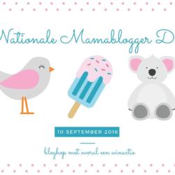 Nationale mamabloggers dag mamameteenblog.nl