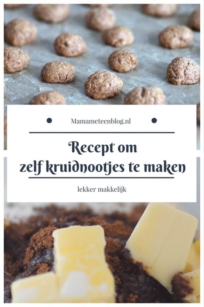 recept zelf kruidnootjes maken mamameteenblog.nl