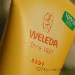 huidvriendelijk verzorgingsprodukten van weleda mamameteenblog