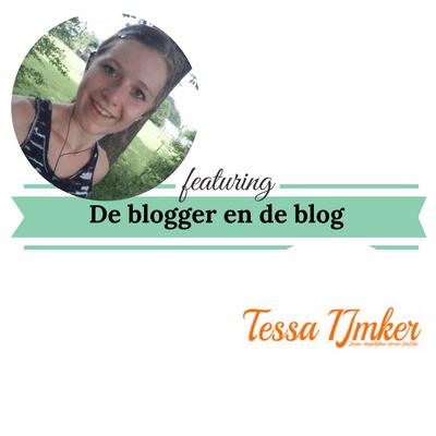 de blogger en de blog tessaijmker.nl 1 mamameteenblog.nl