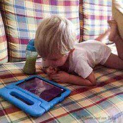 Review Tablethoes voor Ipad Mini voor kids van Smartphonehoesjes.nl