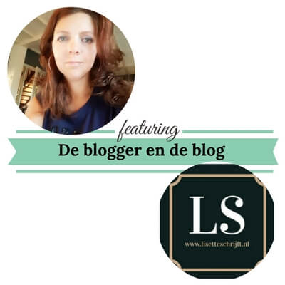 De blogger en de blog Lisette schrijft Mamameteenblog.nl