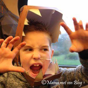 VakantieTip met de trein naar Trix in Naturalis Leiden 6