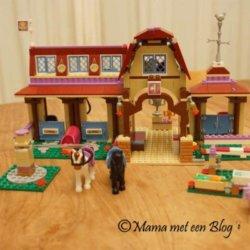 LEGO®Friends® heartlake paardenclub mamameteenblog