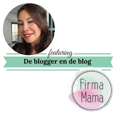 De blogger en de blog firma mama mamameteenblog.nl