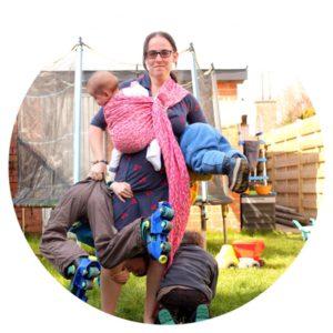 De blogger en de blog gewoon wij mamameteenblog.nl 1