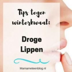 tips tegen winterkwaal droge lippen mamameteenblog.nl