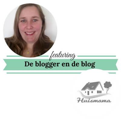 De blogger en de blog huismama.nl mamameteenblog