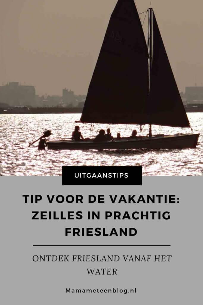 Tip voor de vakantie_ Zeilles in prachtig Friesland mamameteenblog.nl