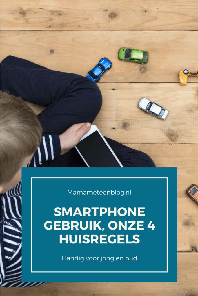 smartphone gebruik mamameteenblog.nl