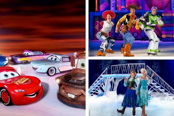 Disney on ice betoverende werelden mamameteenblog.nl