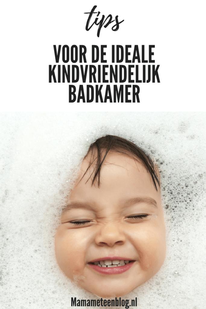 Tips badkamer kindvriendelijk mamameteenblog.nl