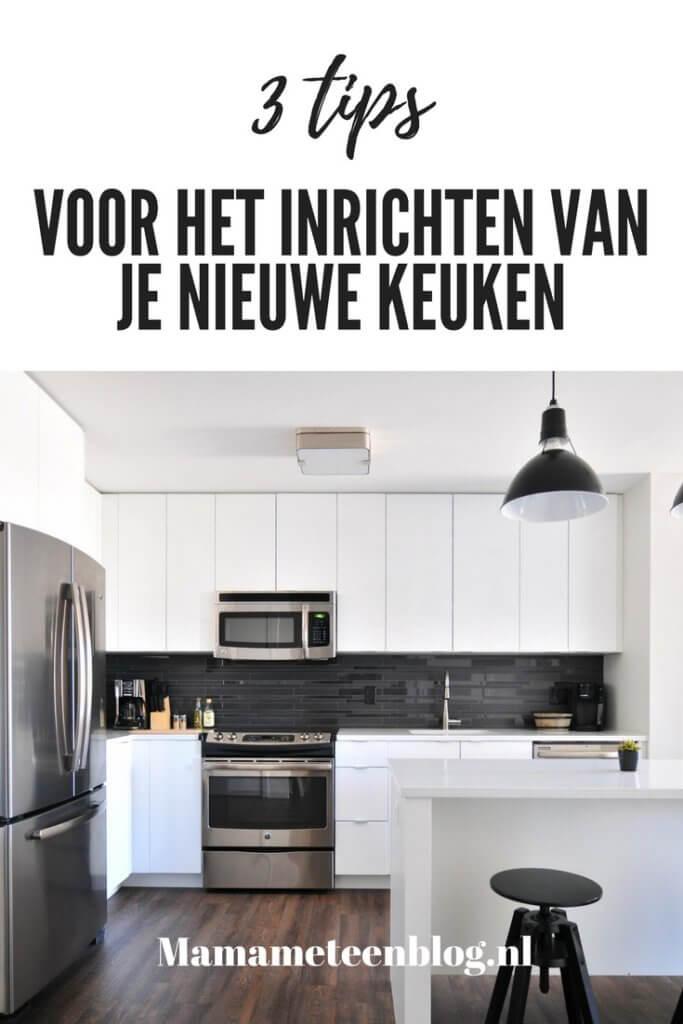 3 tips voor het inrichten nieuwe keuken mamameteenblog.nl