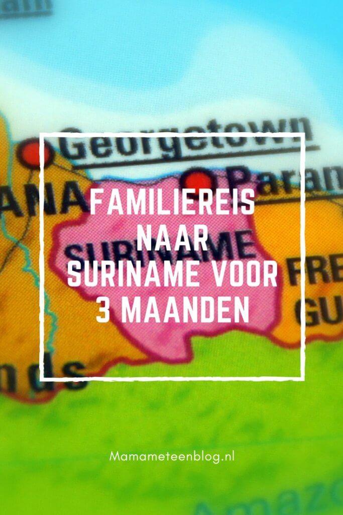 Suriname familiereis Mamameteenblog.nl