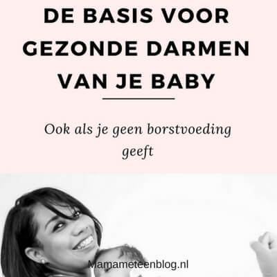 Baby darmen Mamameteenblog.nl