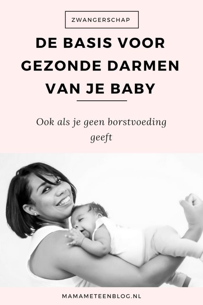 Basis Darmen Baby MAMAMETEENBLOG.NL