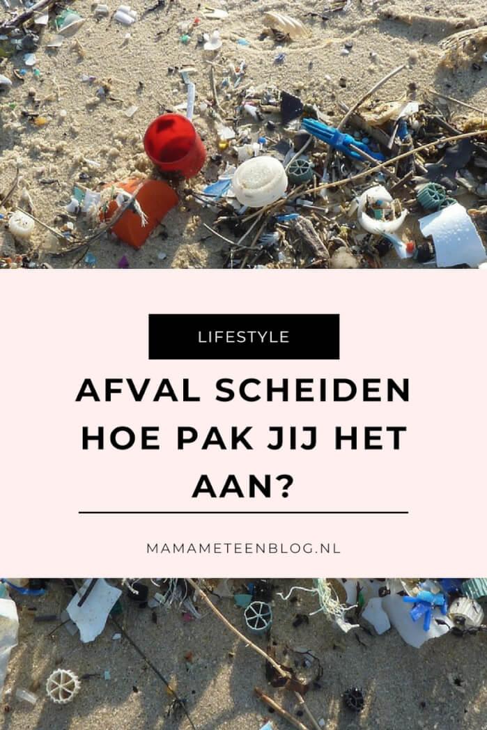 afval scheiden mamameteenblog.nl