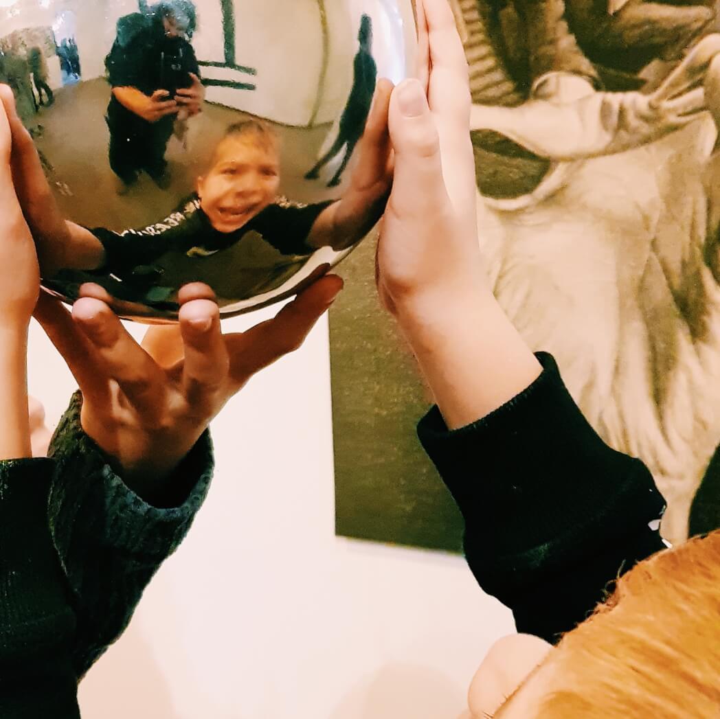 Escher in het paleis museum den haag mamameteenblog