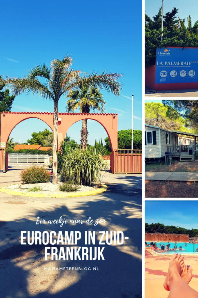 Eurocamp zuid-frankrijk mamameteenblog.nl