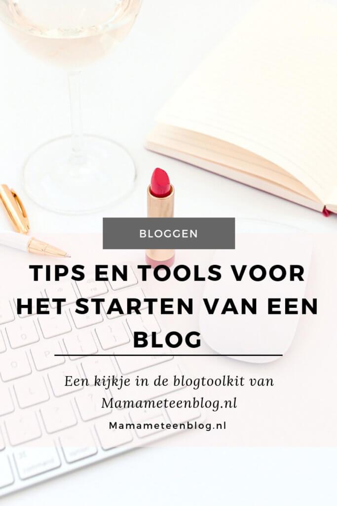Tips en trucs bloggen mamameteenblog.nl