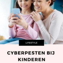 cyberpesten bij kinderen mamameteenblog.nl