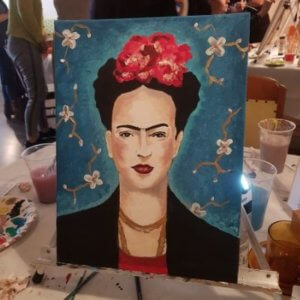 artnight frida kahlo den haag mamameteenblog.nl (1)