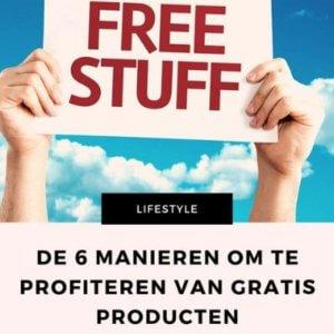 manieren gratis producten mamameteenblog.nl