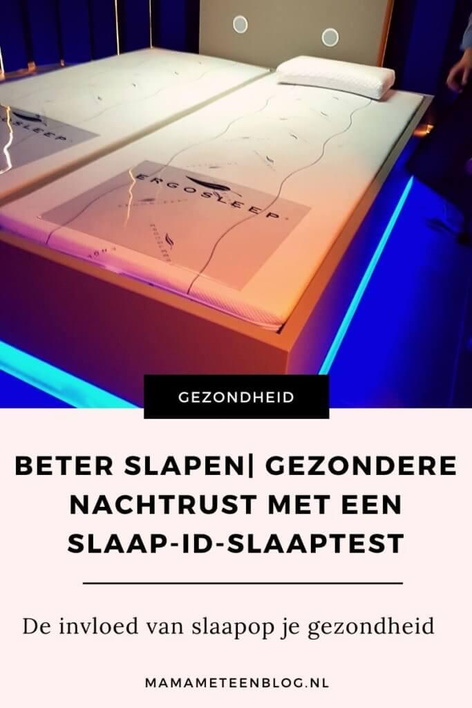 Beter slapen_ Gezondere nachtrust met een slaap-id-test mamameteenblog.nl