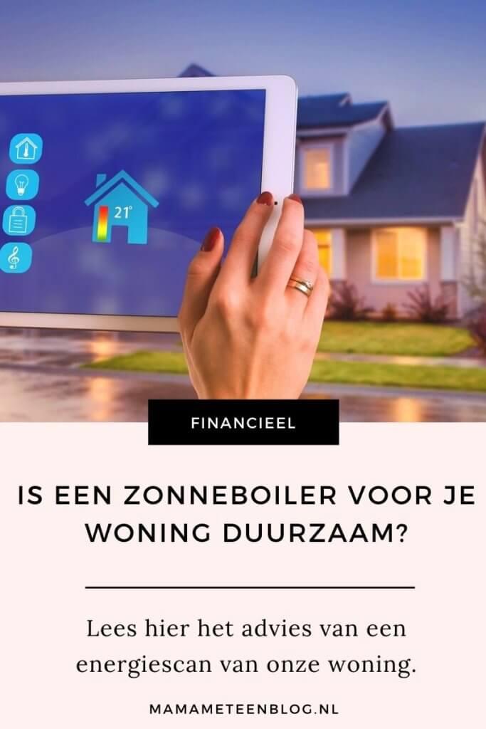 zonneboiler duurzaam mamameteenblog.nl