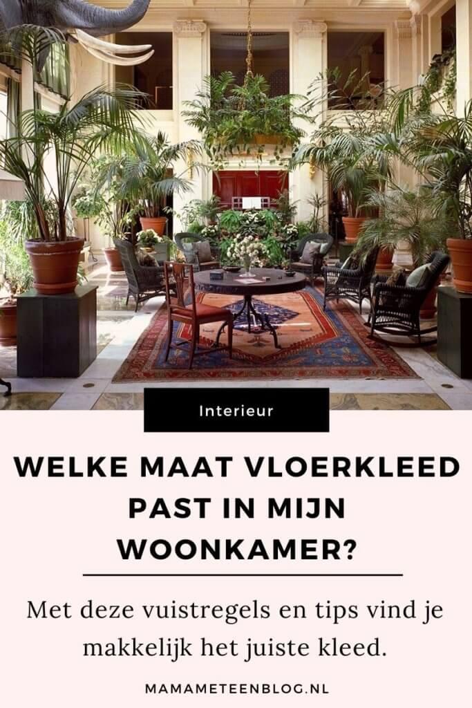 welke maat vloerkleed mamameteenblog.nl