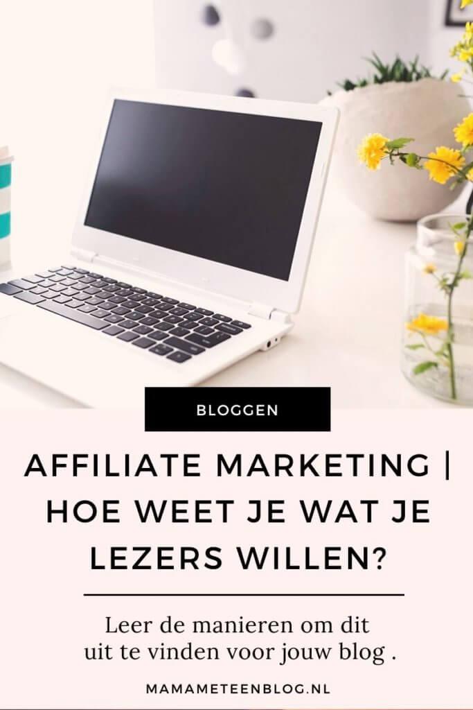 hoe weet je wat je lezers willen mamameteenblog.nl