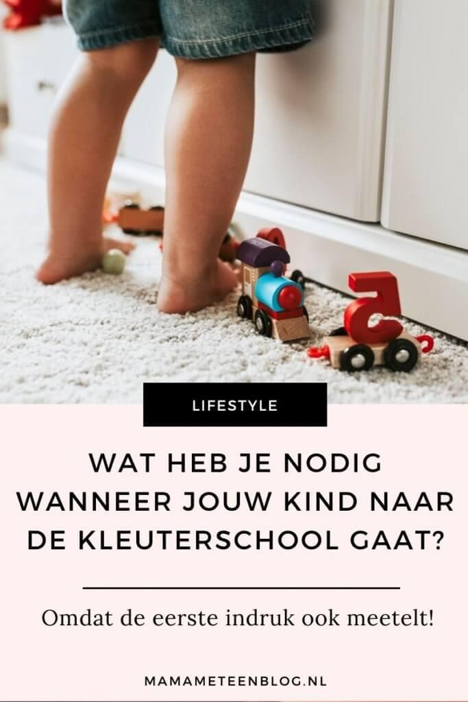 wat heb je nodig voor de kleuterschool mamameteenblog.nl