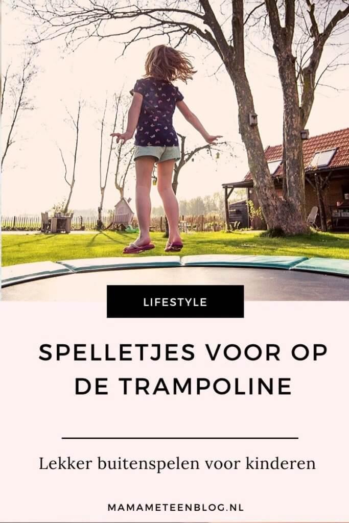 Spelletjes voor op de trampoline mamameteenblog.nl