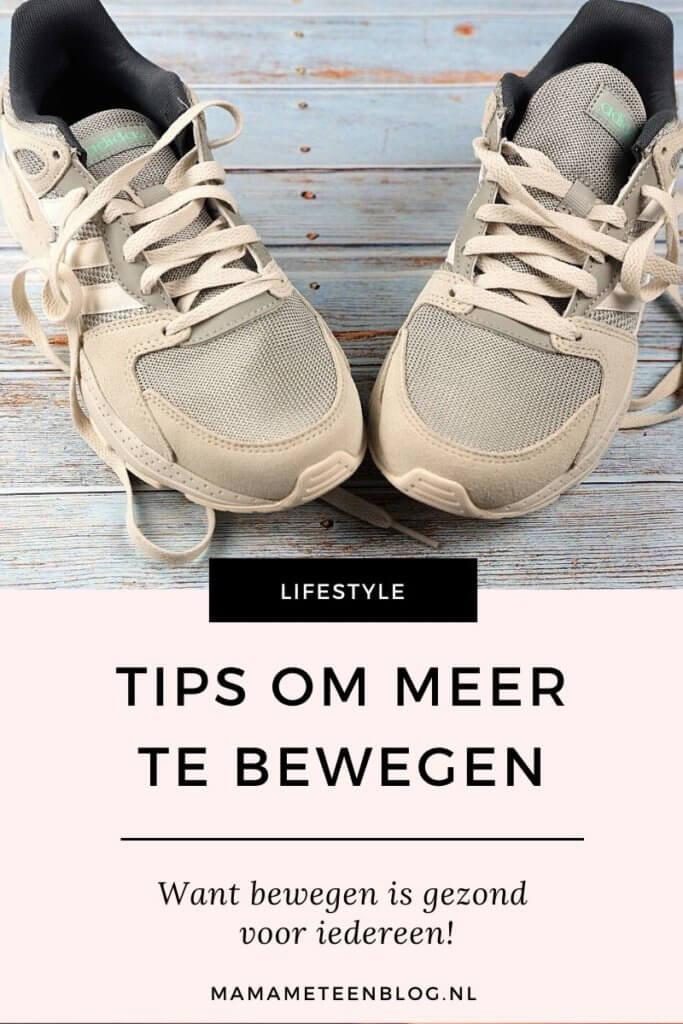 bewegen is gezond mamameteenblog.nl