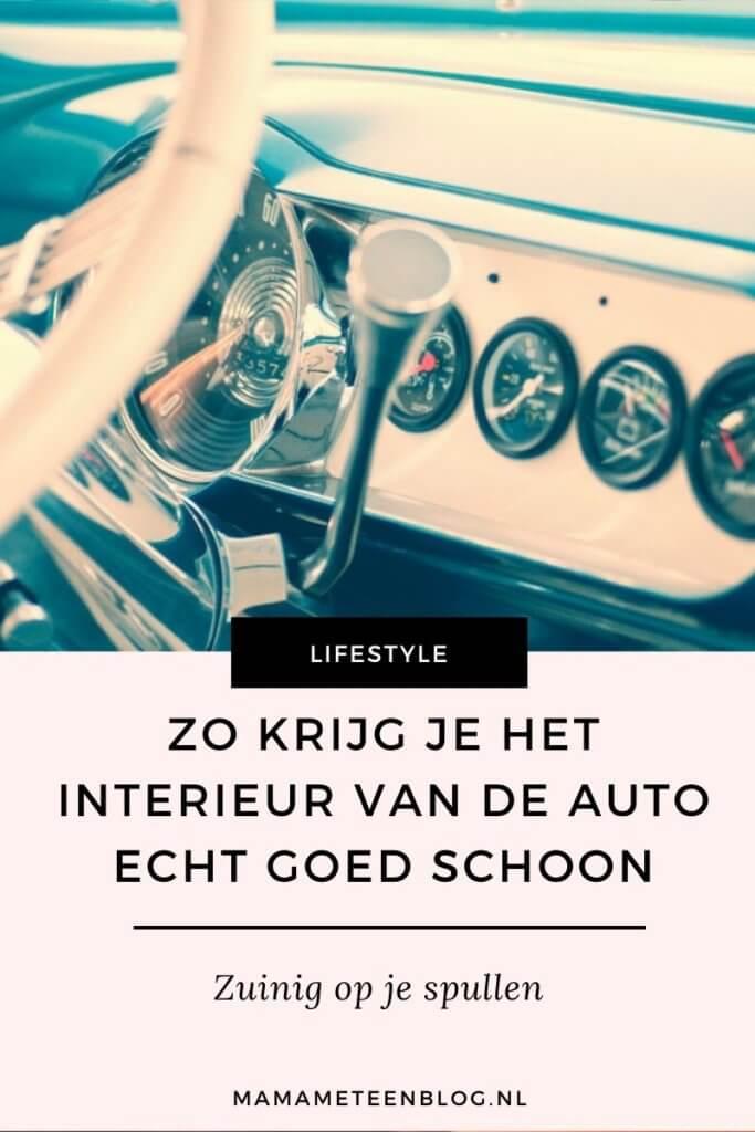 interieur auto schoonmaken mamameteenblog.nl