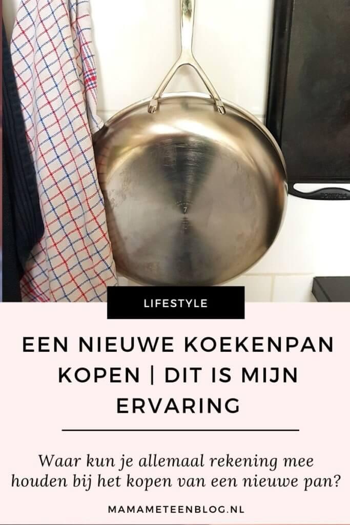 Nieuwe koekenpan kopen _ Dit is mijn ervaring mamameteenblog.nl