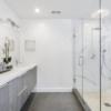 Verlichting in duurzame badkamer mamameteenblog.nl