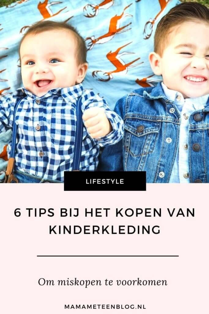 6 tips bij het kopen van kinderkleding mamameteenblog