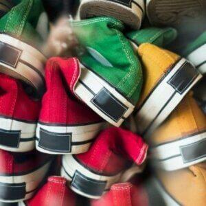 Pantoffels en sneakers mamameteenblog