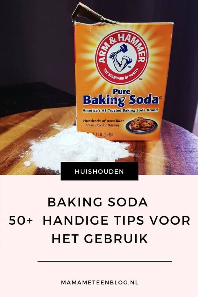 baking soda tips gebruik mamameteenblog.nl