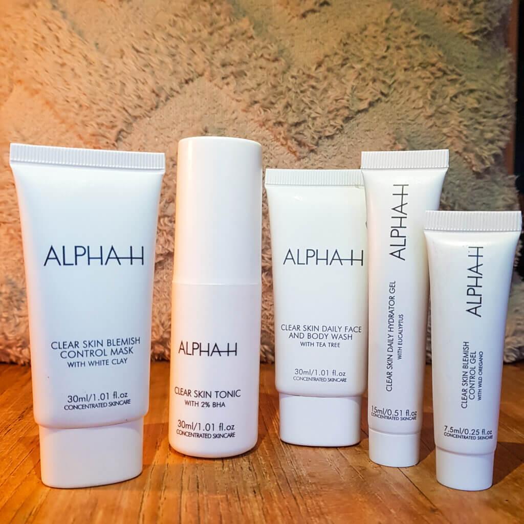 alpha-H skin clear mamameteenblog.nl
