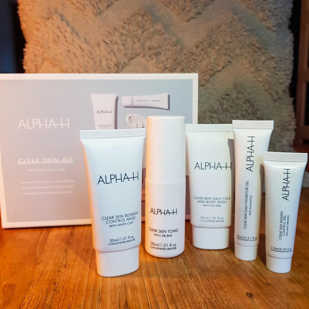 alpha -H clear skin mamameteenblog.nl
